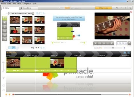 Pinnacle videospin 2.0